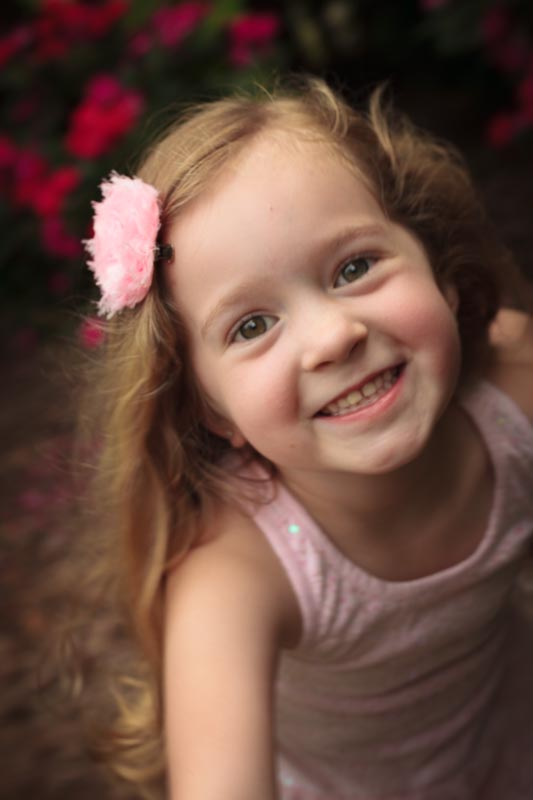 Kate Fobart - 5yr old portrait